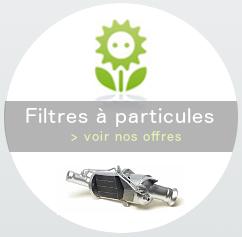 Filtres à Particules - FAP