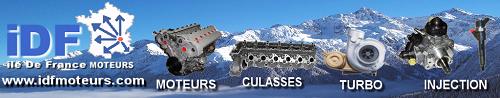 Turbos, Culasses, Moteurs, Injecteurs, pompes injection, Boites de vitesses, Chras ...